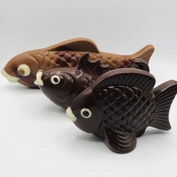 poissons garnis